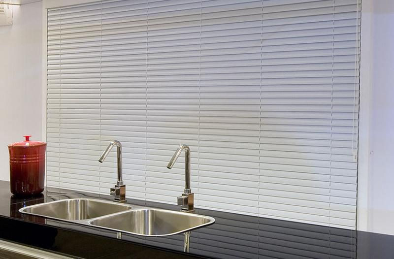 Persianas Horizontal de aluminio