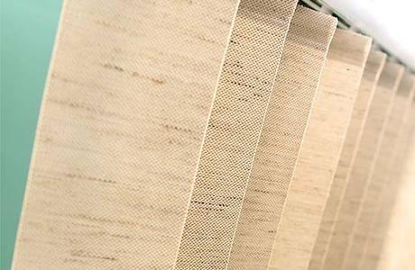 Persiana vertical tecido preço