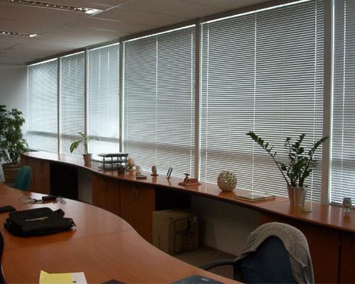 Persianas para escritório
