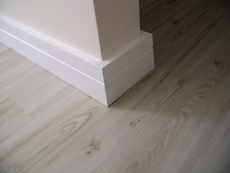 Rodapé piso laminado eucafloor